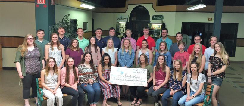 Foundation awards 159 student scholarships - Elk County Community